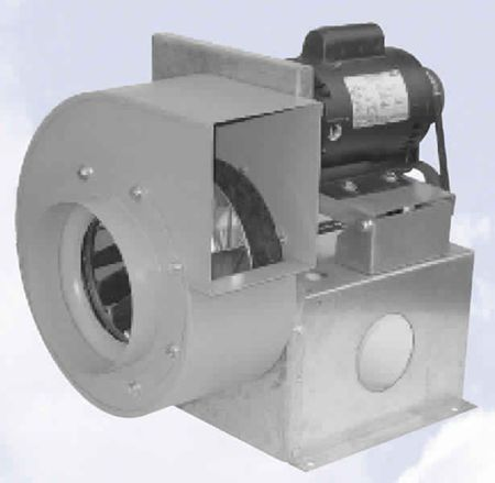 Backward-Inclined Blowers 9 and 10 BI