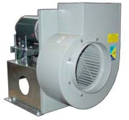 Belt Driven Forward-Curve Single Inlet Blowers - Series FC (Typical of FC109 & FC111)